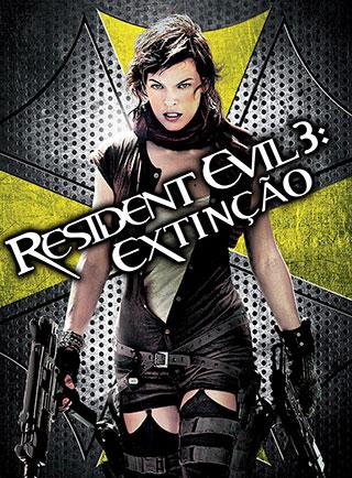 Resident Evil 3 – Extinção