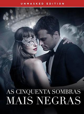 As Cinquenta Sombras Mais Negras (Unmasked Edition)